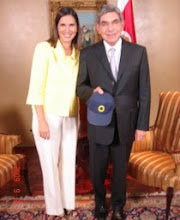 Oscar Arias Presidente de Costa Rica