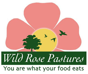 Wild Rose Pastures Logo