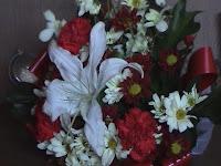 Penataan Bunga