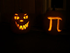 Scary and Pumpkin Pi