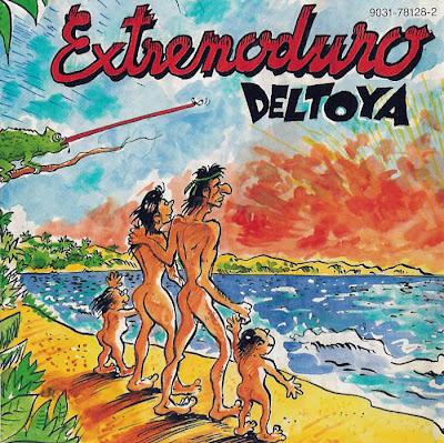 Extremoduro Extremoduro-Deltoya-Frontal
