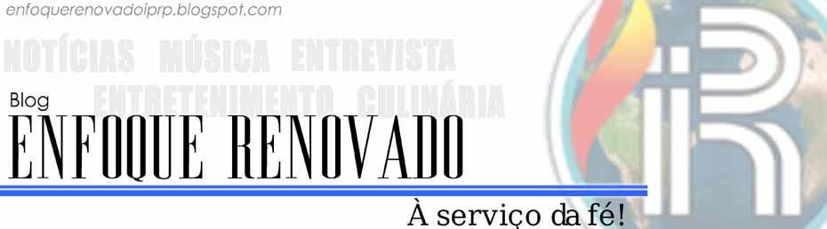 Jornal Enfoque Renovado IPRB/Litoral/Peruíbe-SP.