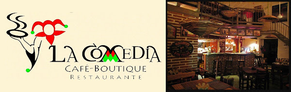 La Comedia Café-Boutique