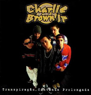 Charlie Brown Jr. - Transpira��o Continua Prolongada