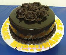 Rich Choco Cake