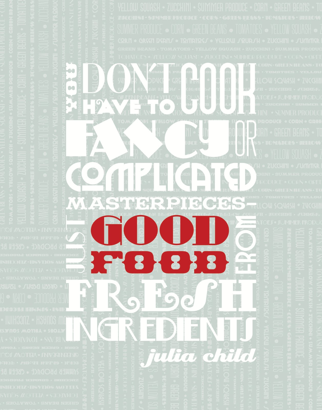 good food food quotes children food complicated
