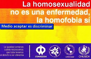 Contra la homofobia