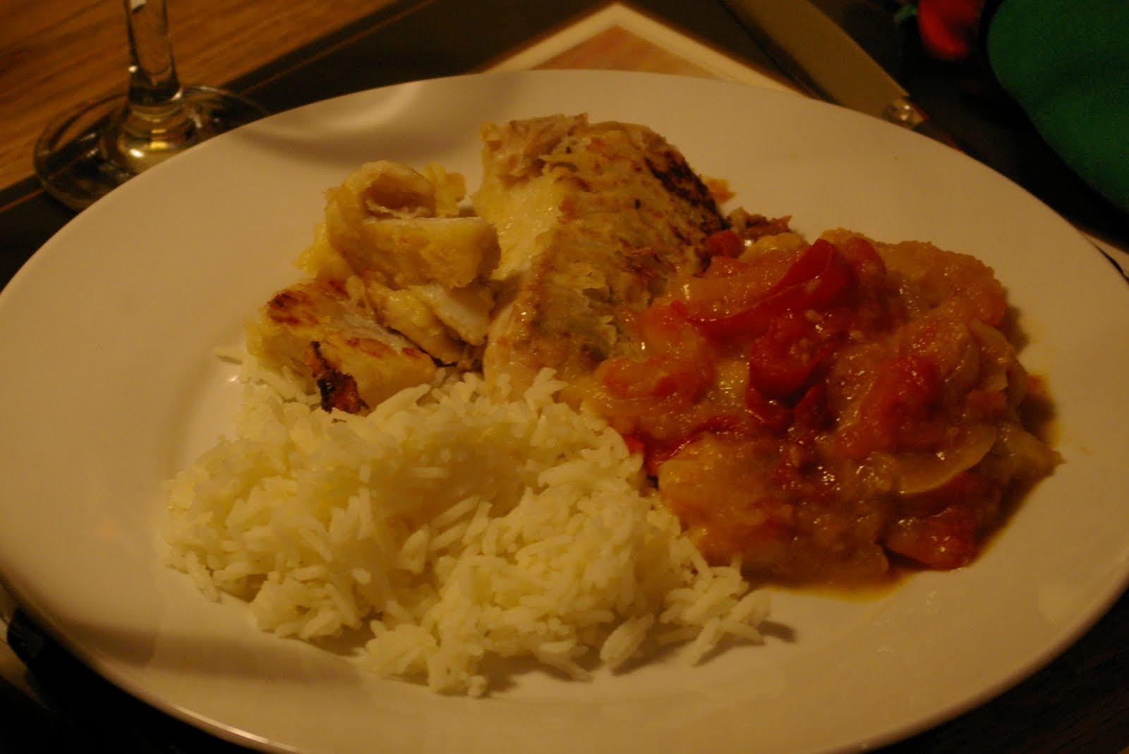 Mon vieux livre de cuisine curry de poisson for Vieux livre de cuisine