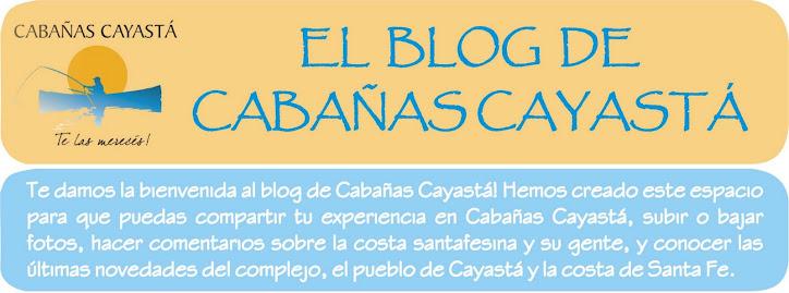 Blog de Cabañas Cayastá