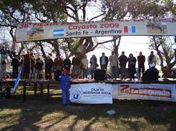 Fiesta Provincial de la Yerra 2009 - Cayastá