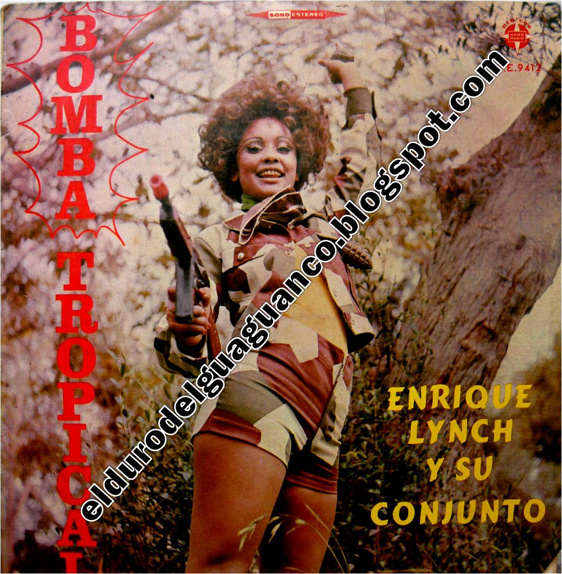 Enrique Lynch Y Su Conjunto Enrique Lynch Y Su Conjunto