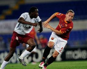 Hasil AS Roma vs CFR Cluj,2-1