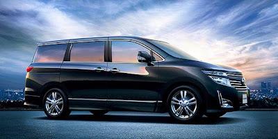 Review dan spesifikasi Nissan Elgrand