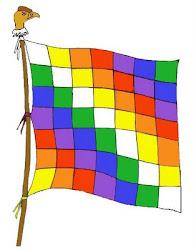 Bandera Aymara
