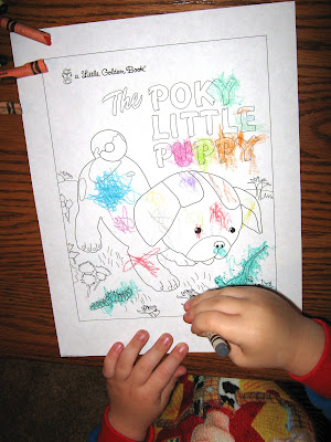 Life in the Woods Poky Little