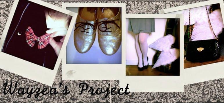 Wayzea's Project