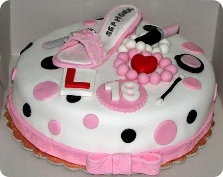 Snooky doodle Cakes  Shoe cake