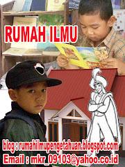 RUMAH ILMU