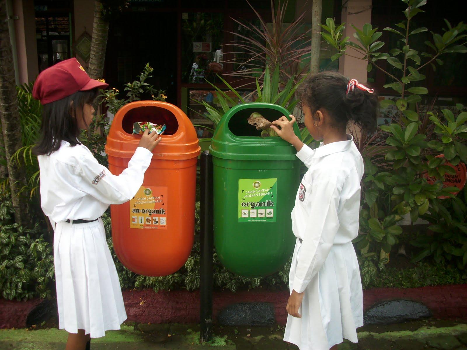 Contoh Lingkungan Bersih