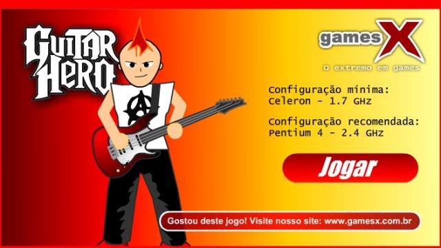 online guitar hero