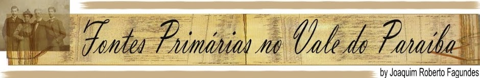 Vale do Paraíba - Documentos e Pesquisas
