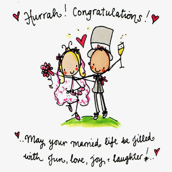 Congratulations On Your Wedding Day Quotes Quotesgram