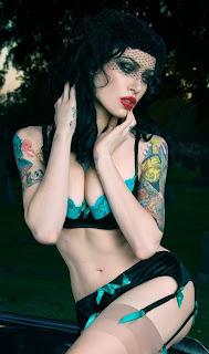 Hot Girls Tattoo