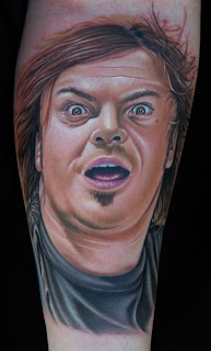 Cool Tattoo Portraits