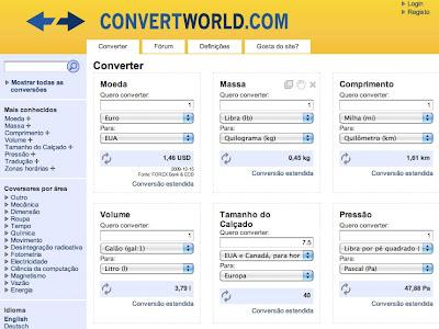 conversor de medidas e moedas online