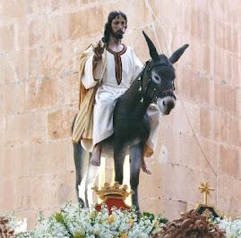 SALIDA DE JESÚS TRIUNFANTE EN EL AÑO 2002
