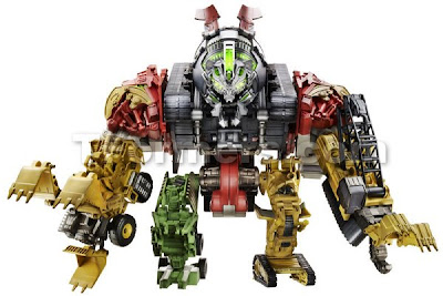 Devastator $100 version