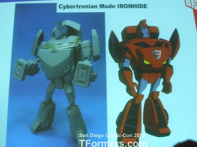 TF Animated Ironhide