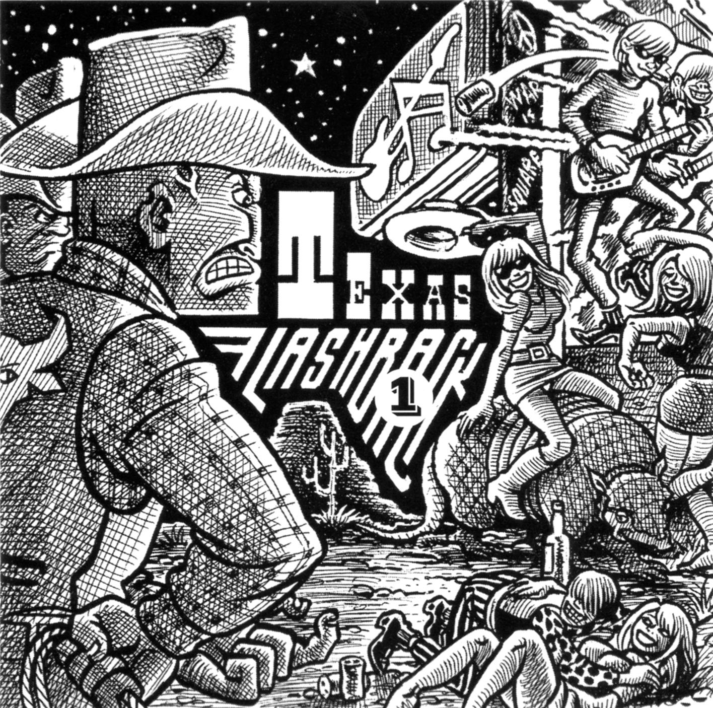 Power Pop Lovers Texas Flashback Vol 1