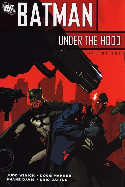 Batman: Under the Red Hood - Topic - YouTube