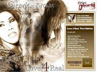 GEORGIA BROWN -  LOVE 4 REAL
