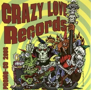 «VA» Crazy Love Records Promo-CD 2006 [2006]