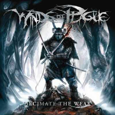 Winds Of Plague - Decimate The Weak [2008]