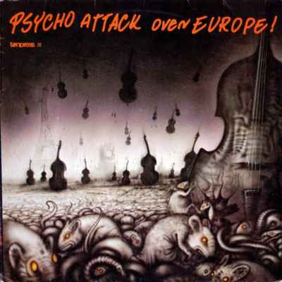 «VA» Psycho Attack Over Europe! [1986]