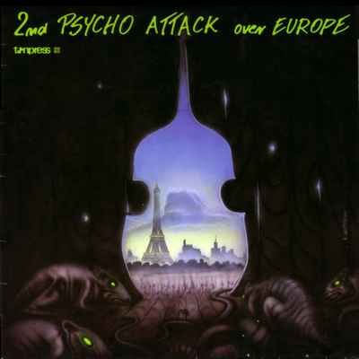 «VA» 2nd Psycho Attack Over Europe [1987]