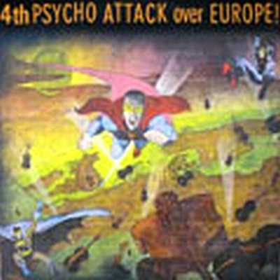 «VA» 4th Psycho Attack Over Europe [1989]