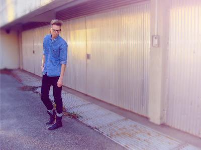 Fashion Blog - férfi  Outfit 8634db38d6