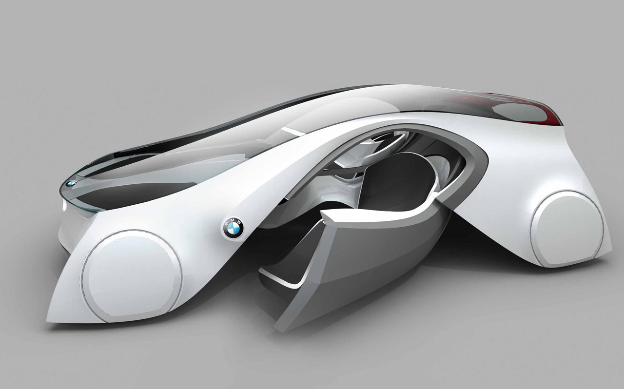 The Future Bmw Zx 6 Concept