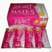 Jus Mate 5 (012-4508924)