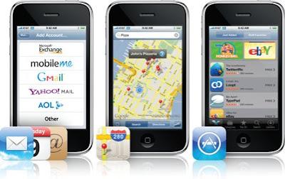 iphone 3g apple phone ipod