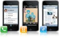 ipod iphone 3g apple