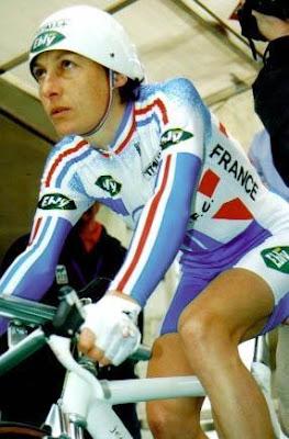 French cyclist Jeannie Longo Beijing Olympics London 2012