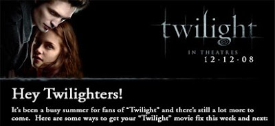 Watch Twilight Premiere Video