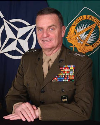 Marine General James L. Jones Jr For US National Security Adviser