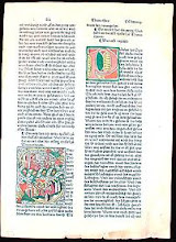 German Bible [2Thessalonians/1Timothy], 1480 AD