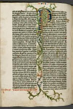 Gutenberg Bible [Judges], 1455 AD